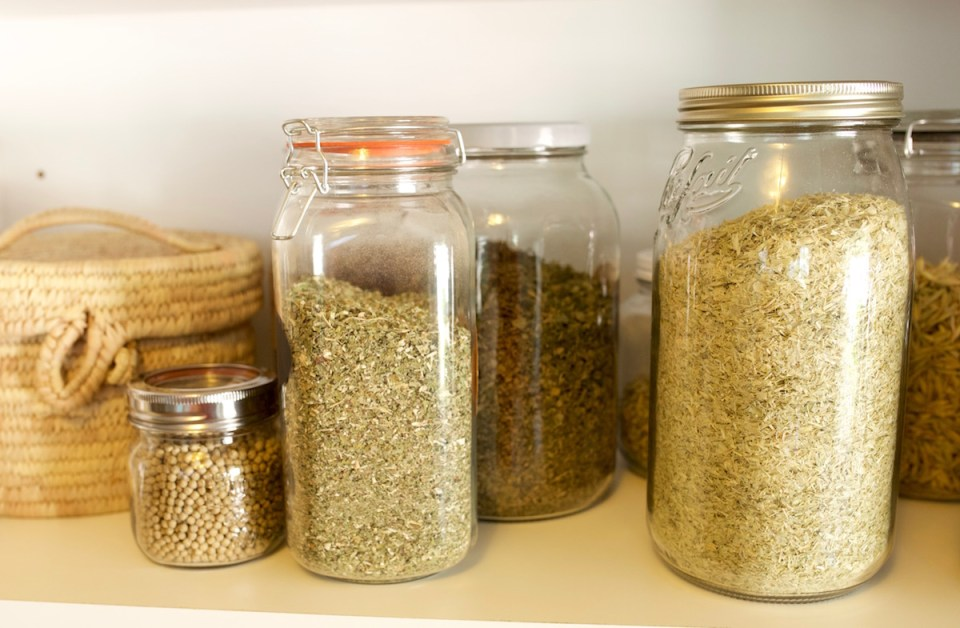 Tips for Drying and Storing Herbs by Herbal Academy