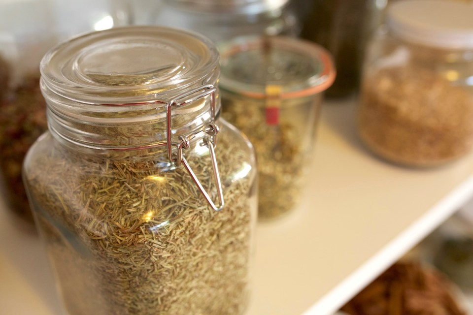 Tips for Storing Dried Herbs