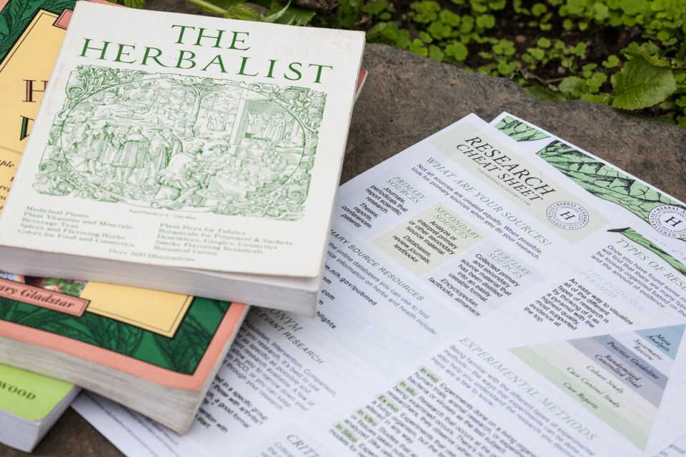 101 Herbal Books   Herbal Academy   In an effort to help you determine which herbal books are right for you, we have compiled 101 herbal books on our shelves that have contributed to our education and career development.