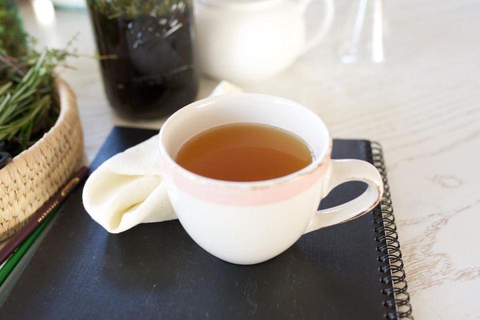 how to make 3 roses tea