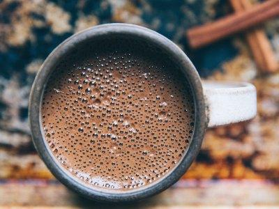 Herbal Hot Chocolate recipe