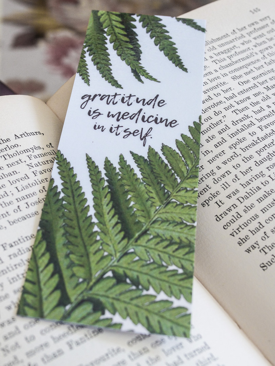 Herbalist Bookmarks by Herbal Academy 3