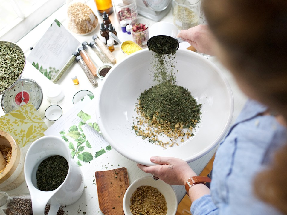Introducing the Herbal Starter Kit | Herbal Academy | Our brand new Herbal Starter Kits can help you get some real hands-on experience using herbs or get your home apothecary off to a good start!
