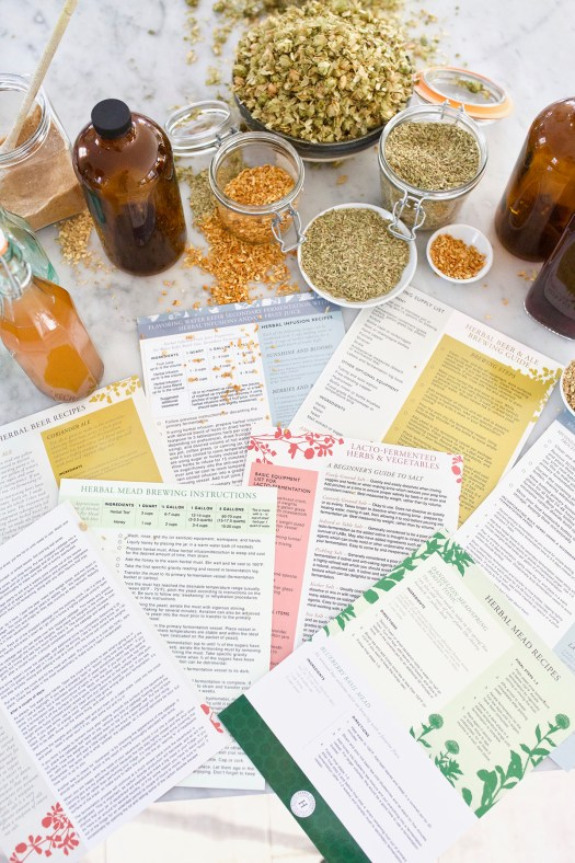 We're Having An Herbal Spring Sale & Giveaway!   Herbal Academy   Our entire Goods Shop is on sale just in time for, including our popular Herbal Materia Medica Short Course. Plus, we're giving away over $300 in prizes. Come shop the sale and enter to win some herbal goodies!