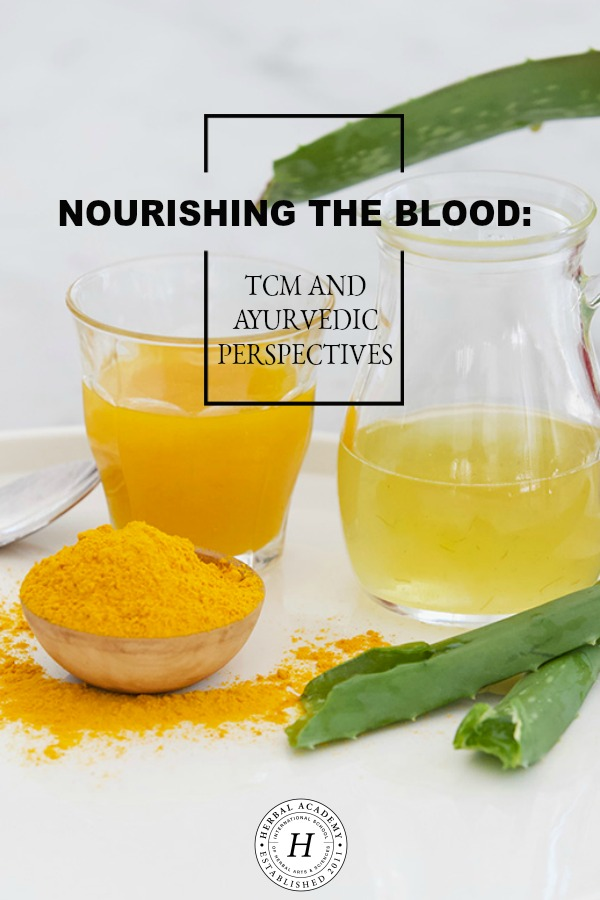 Nourishing the Blood: TCM and Ayurvedic Perspectives | Herbal Academy | Did you know that deficient and/or stagnant blood is behind so many maladies? Learn how nourishing the blood can amend and prevent so many problems.