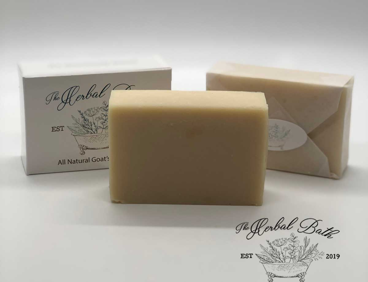 Relaxing-Goat\'s milk soap