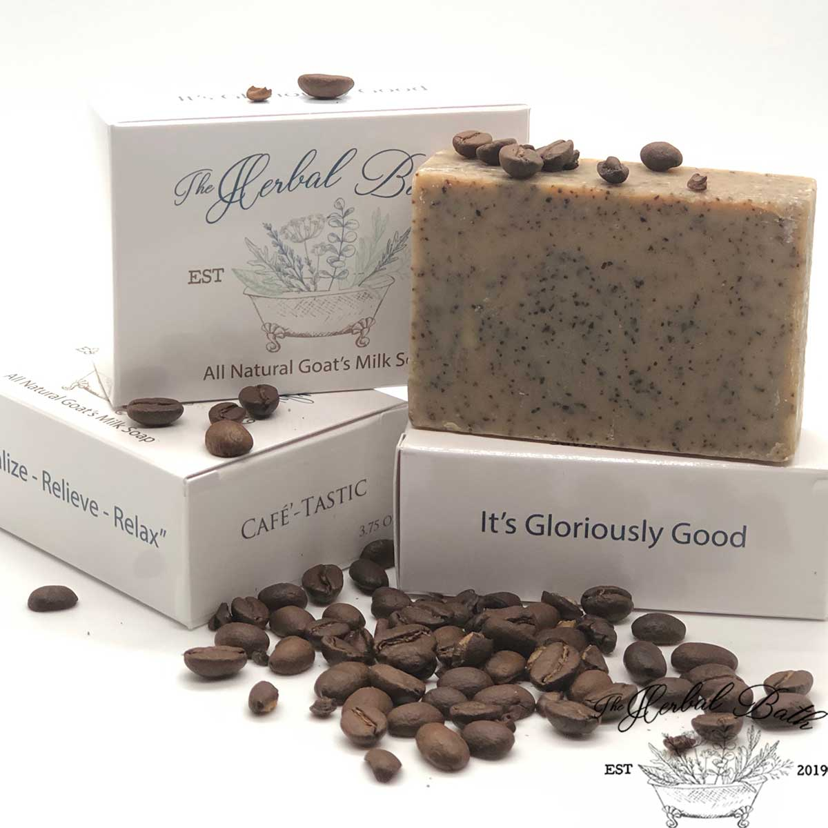 Coffee - tastic Soap