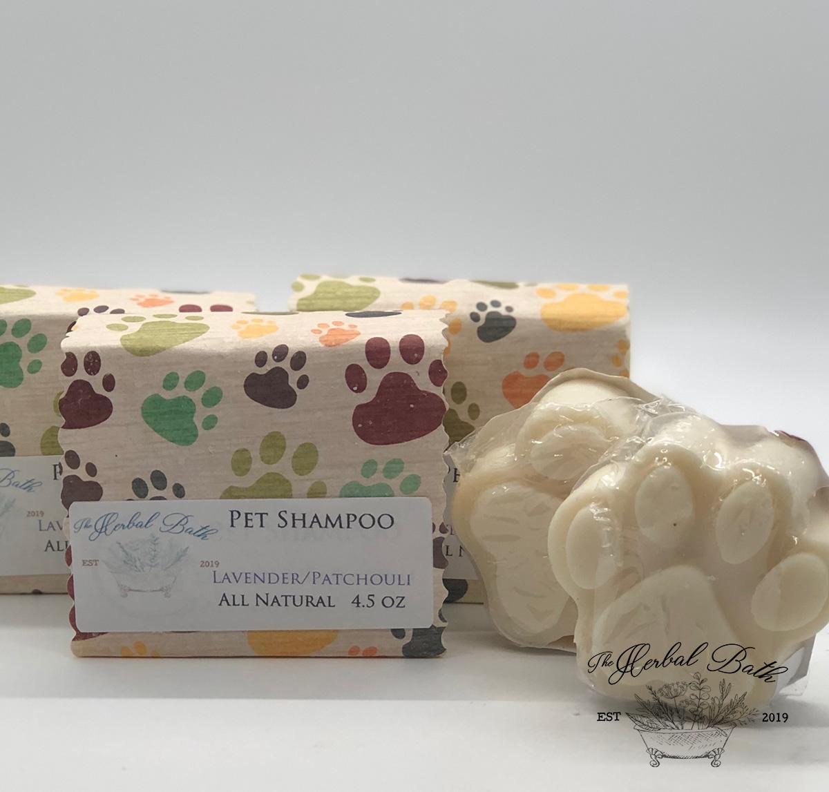 Pet Shampoo Lavender