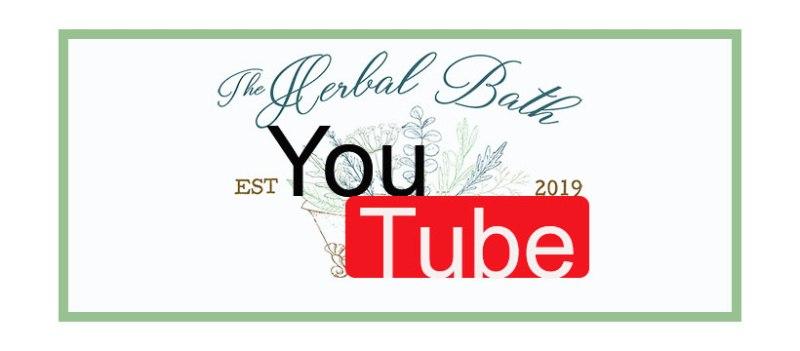 herbal bath youtube channel