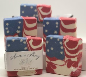 American Strong soap
