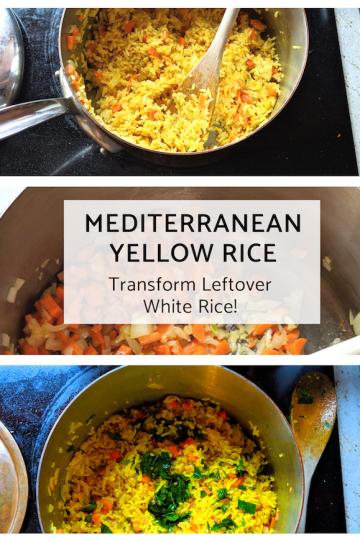 healthy vegan gluten free authentic yellow rice