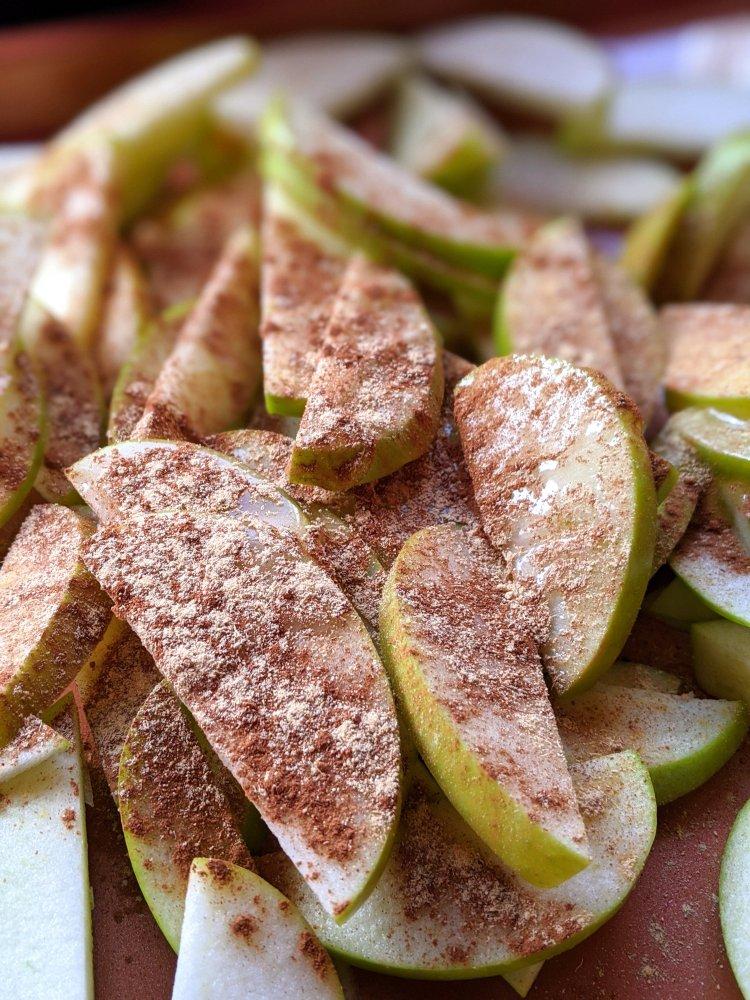 cinnamon sugar apples healthy