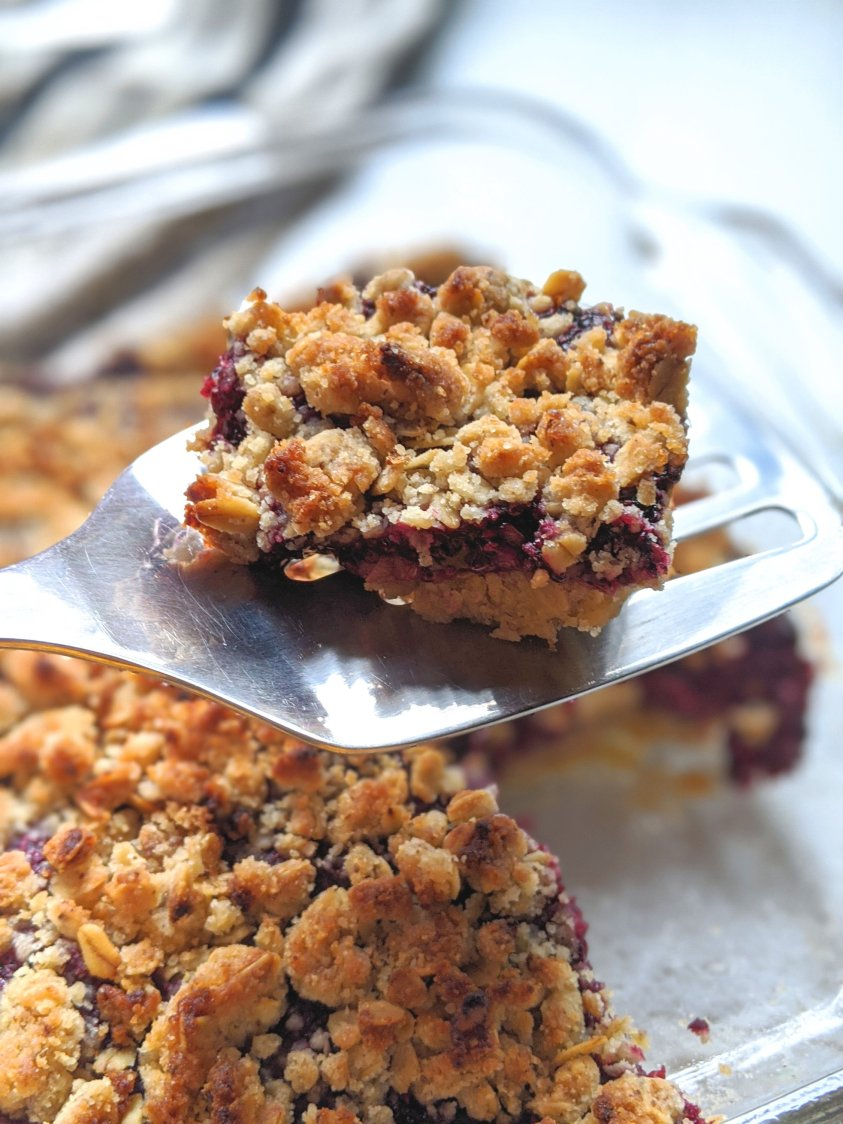 delicious breakfast jam bars healthy homemade chia seed jam bars with berries berry bars