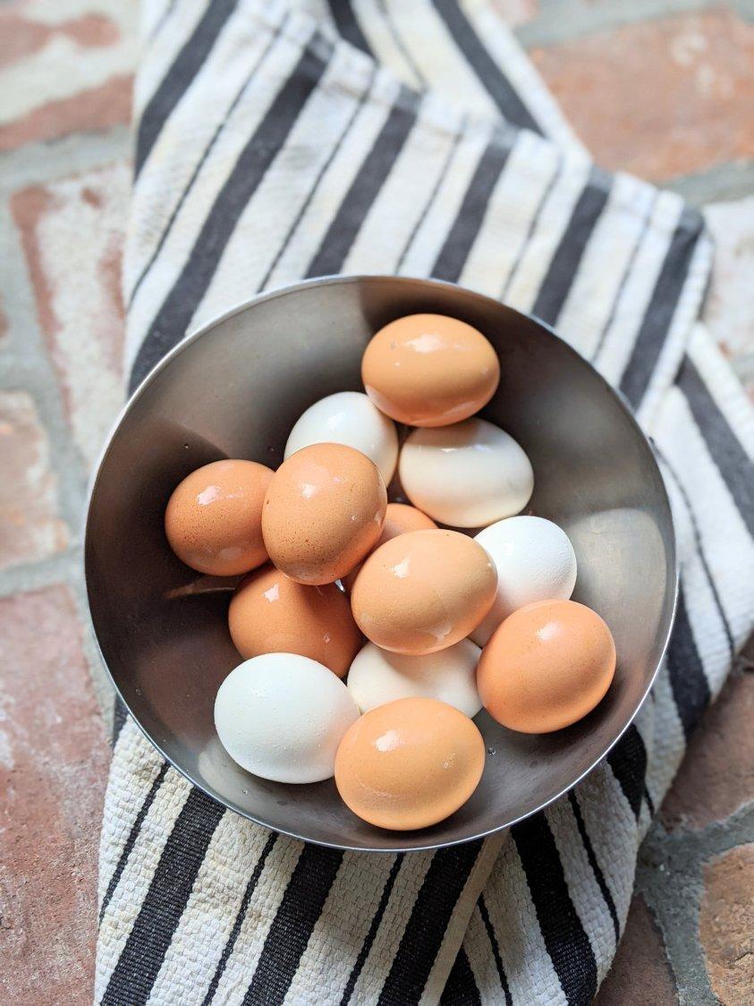 easy peel hardboiled eggs recipe gluten free kept high protein recipe for breakfast whats the best way to hard boil eggs
