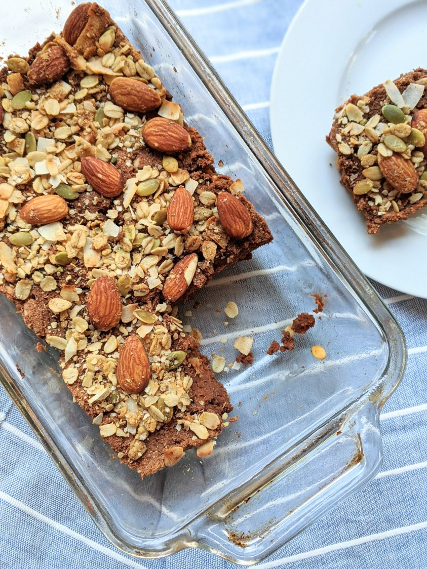 high protein brownies recipe gluten free vegan whole30 paleo desserts