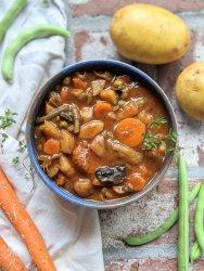 vegan beef stew recipe vegan gluten free