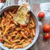 Instant Pot Penne Pasta Recipe Healthy Vegan Gluten Free