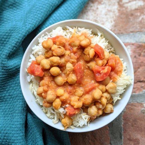vegan tikka masala recipe easy pantry staple gluten free