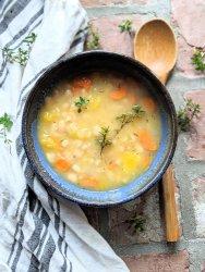 healthy vegan gluten free meal prep soup recipes for fall zutumn butternut squash butter nut