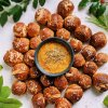 whole wheat soft pretzel recipe wreath holiday side dish appetizer vegan fancy crowd pleaser healthy best side dishes for christmas thanksgiving