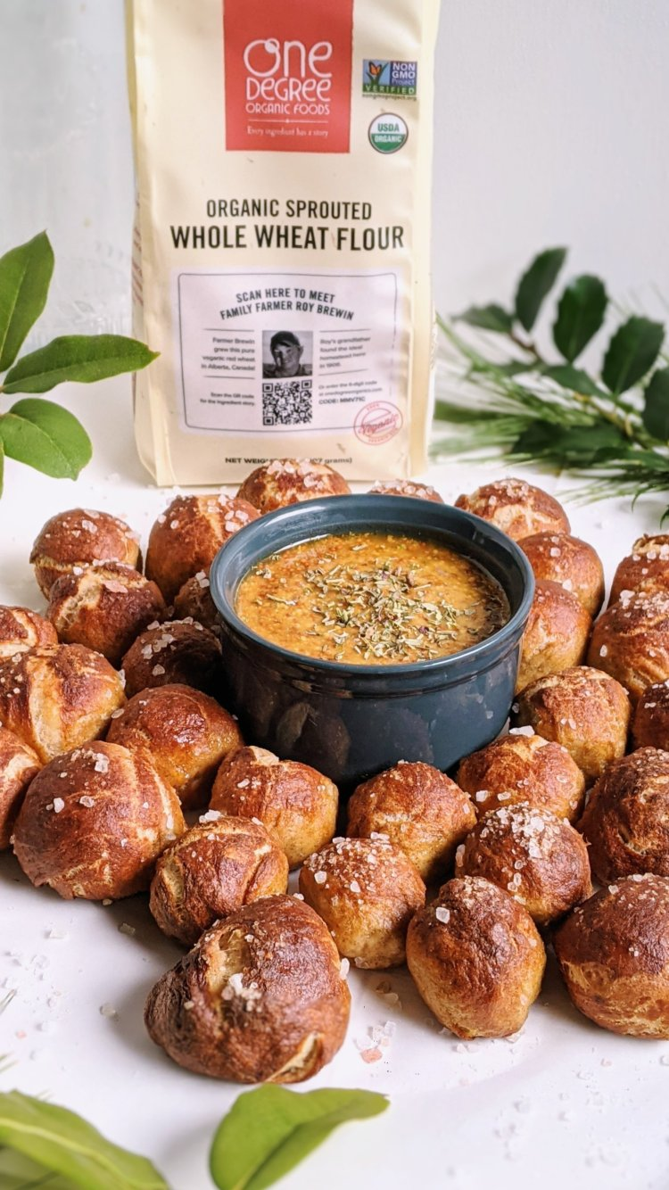 healthy holiday appetizers for kids and adults families will love family-friendly side dishes for christmas hannukah thanksgiving boxing day soft pretzels vegan recipe organic