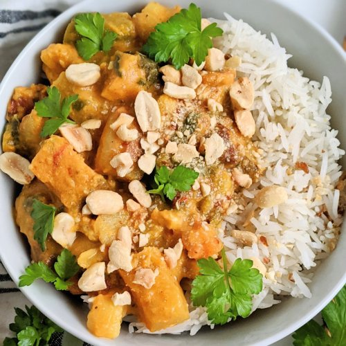 sweet potato peanut curry recipe vegan gluten free curries with nuts healthy homemade paleo whole30 recipes dinner
