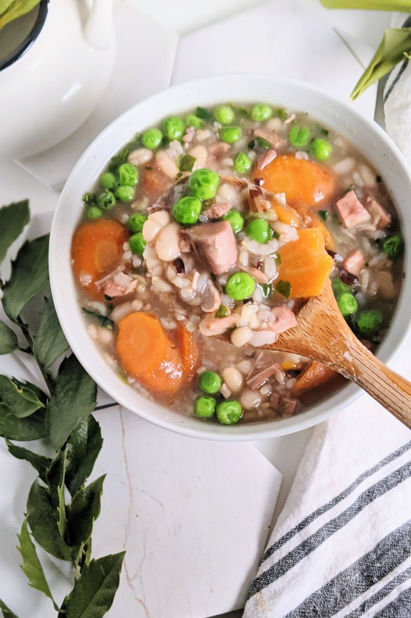 gluten free turkey soup recipe with beans and wild rice white beans cannellini beans healthy navy bean and turkey soup recipe leftover cooked turkey from thanksgiving recipes