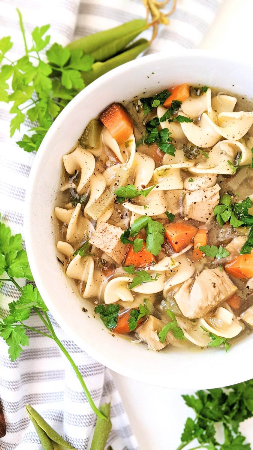 classic turkey noodle soup recipe gluten free dairy free soup recipes with leftover turkey thanksgiving leftover soup turkey noodle with gluten free egg noodles broad noodles