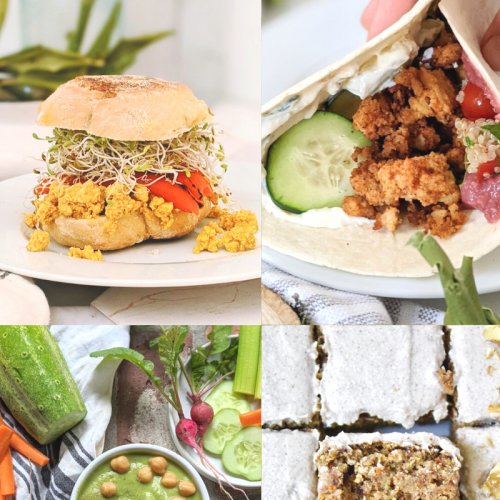 vegan spring recipes round up 12 plant based recipes for spring healthy april recipes vegan gluten free vegetarian meatless recipes
