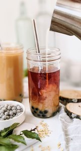 oat milk bubble tea recipe vegan boba tea with oat milk latte recipe healthy tapioca tea recipe pearls boba recipe vietnamese boba recipe with oats