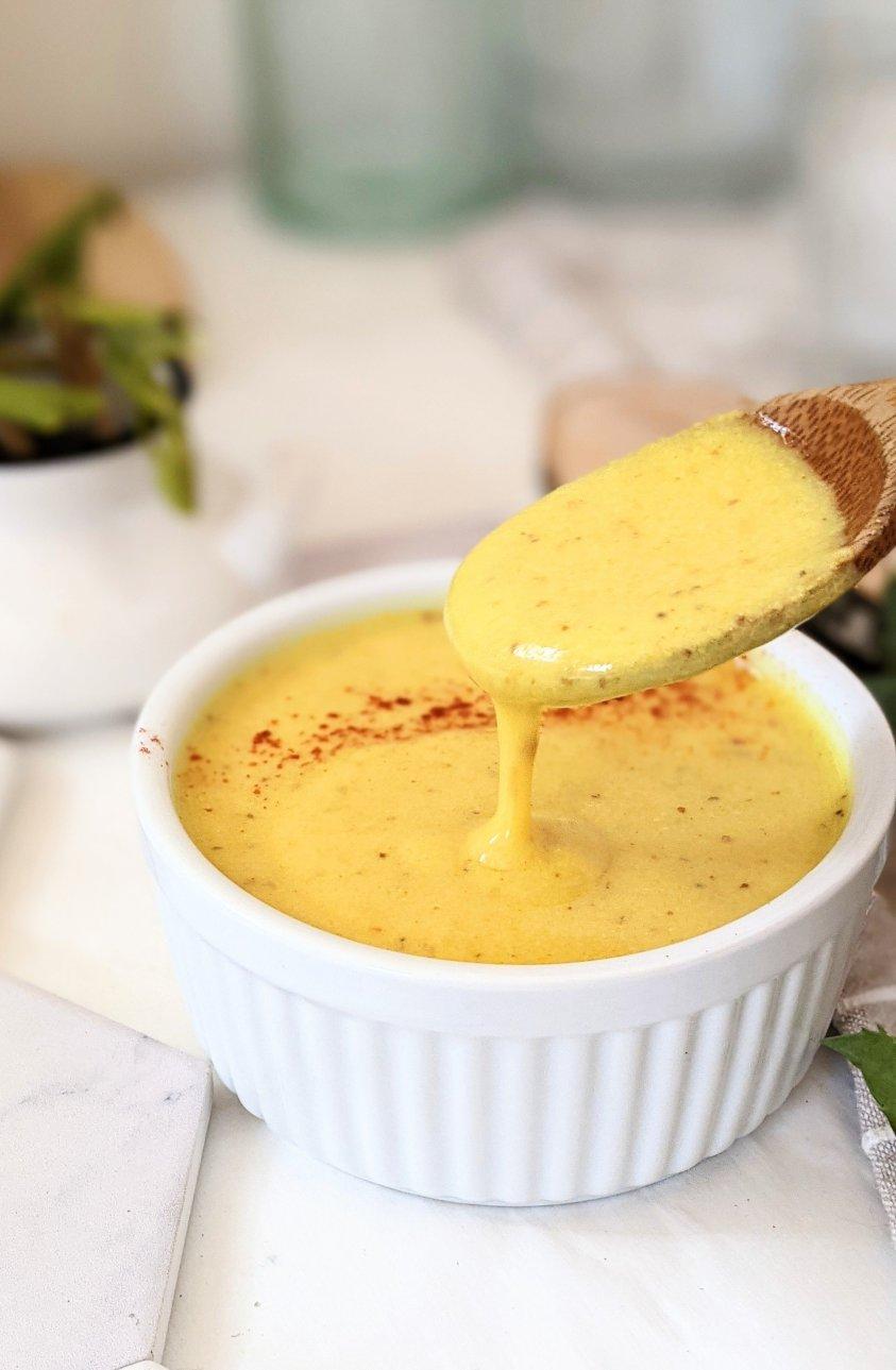 vegan hollandaise sauce recipe gluten free vegan sauce recipe lemon chickpea sauce vegan eggs benedict egg free hollandaise
