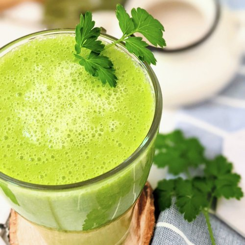 parsley smoothie recipes weight loss smoothies with parsley and banana smoothies with vegan protein powder smoothie vegan gluten free organe tropical parsley smoothie for breakfast