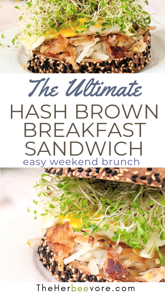 gluten free breakfast sandwich with hash browns recipe vegan vegetarian and plant absed options for easy weekend brunch ideas how do i cook hash browns ways to eat hash browns