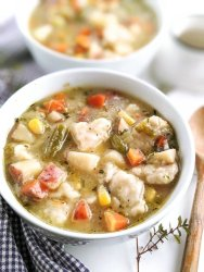 healthy chicken and dumplings soup no chicken chix and dumplings meatless veganary soup recipes for new vegans recipe easy healthy plant based