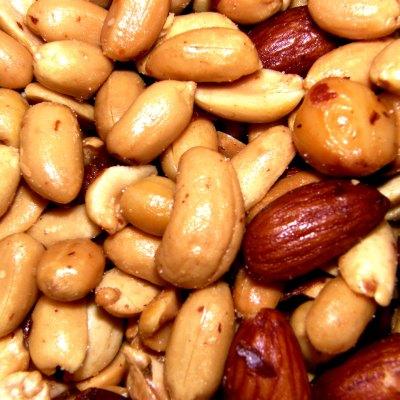 Spicy Crunchy Nuts