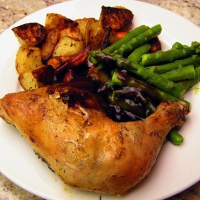 Perfectly Roasted Chicken Every Time!