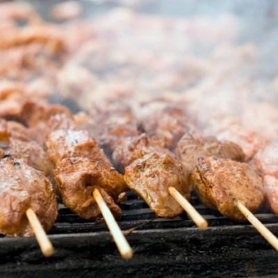 Gourmet Game Night – Beef Yakitori