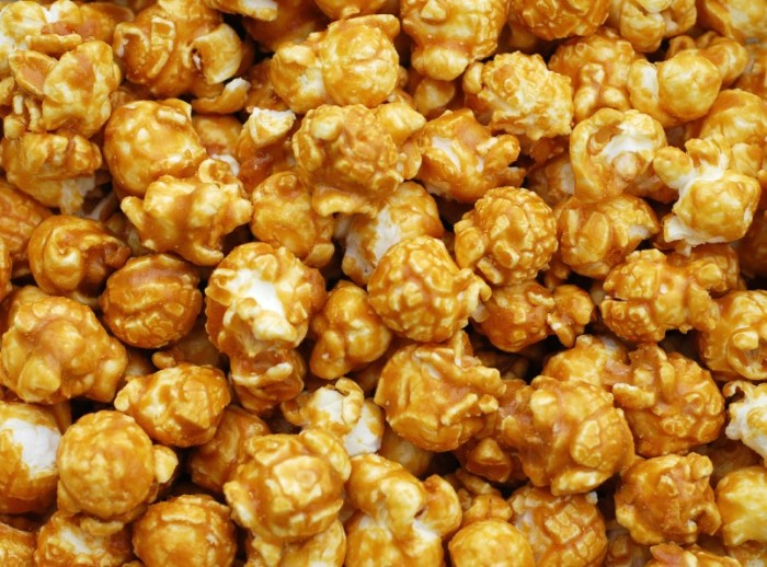 Easy Homemade Caramel Popcorn • The Heritage Cook ®