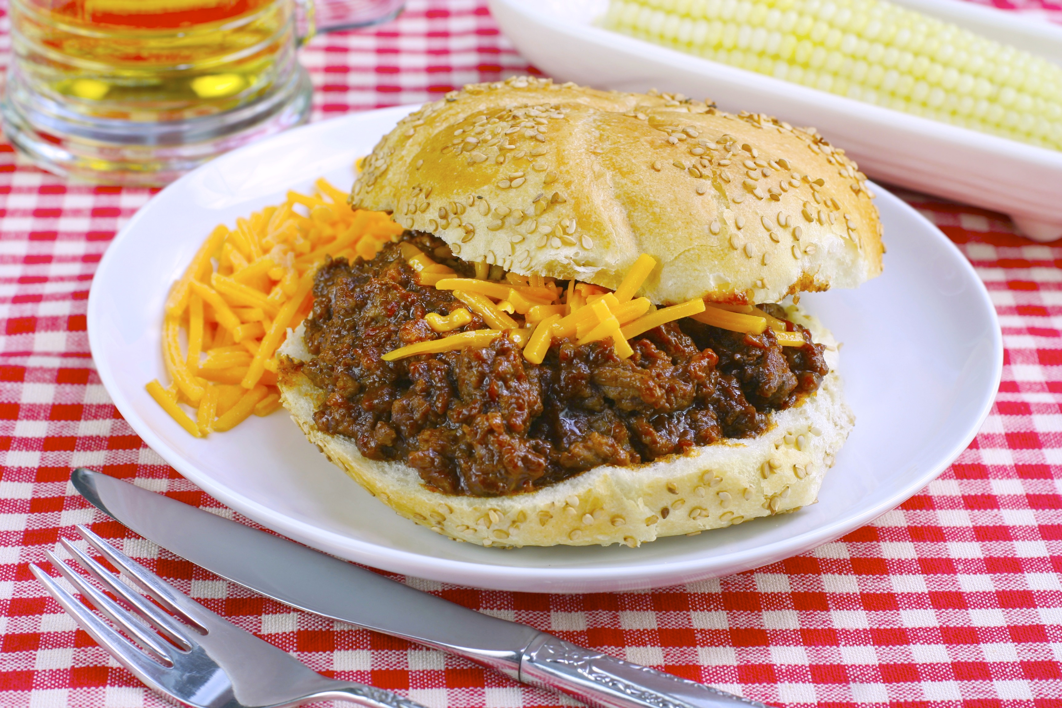 Old fashioned sloppy joes recipe