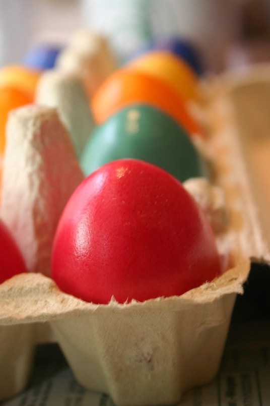 Easter Eggs How To Cook Dye And Devil Them The