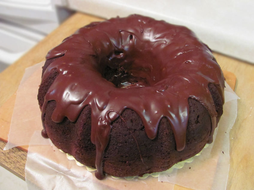 Easy Peasy Chocolate Cake For Chocolate Monday The