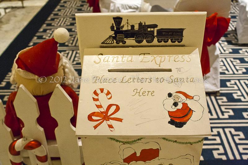 Santa's Mail box!