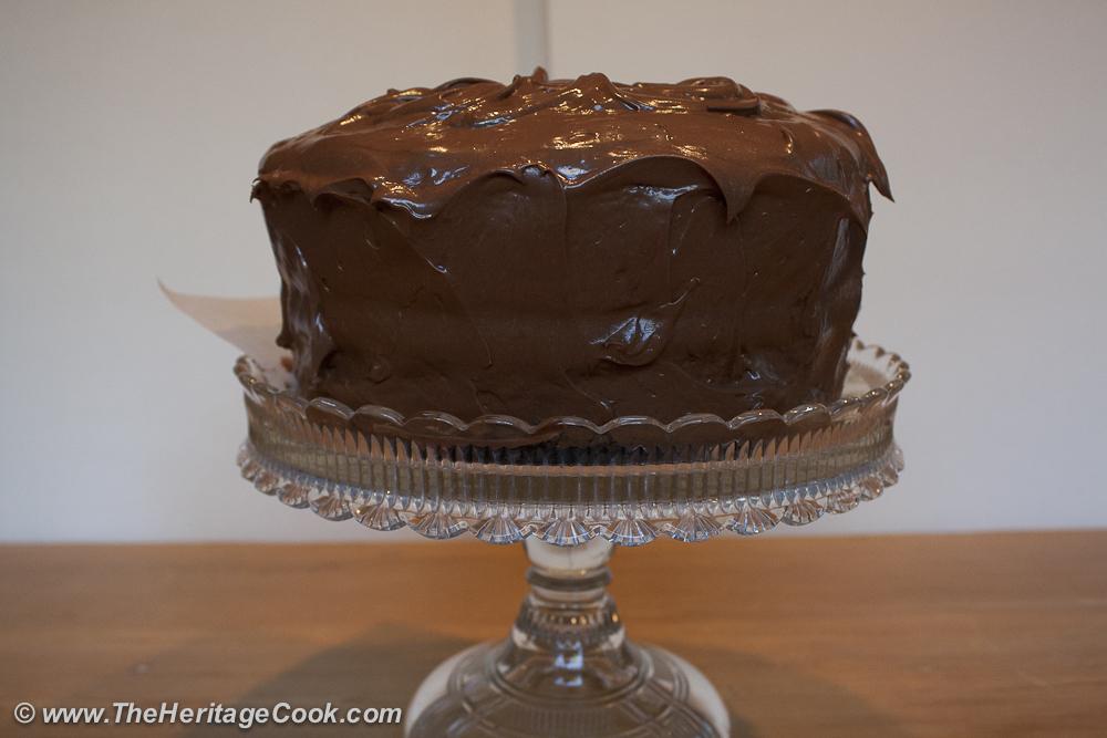 Choc Layer Cake May 2012-83