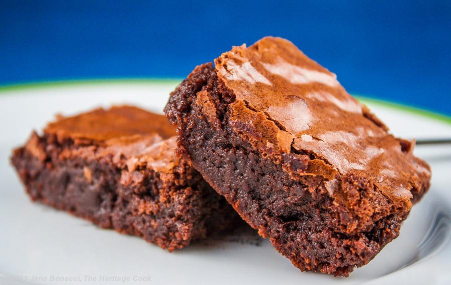 Kahlua Brownies