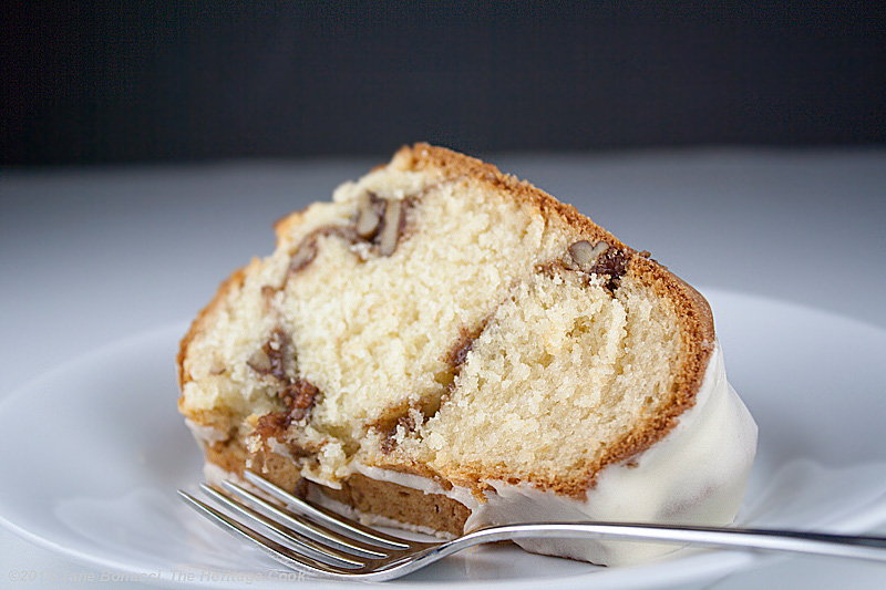 Sour Cream Coffee Cake - Gluten-Free Breakfast, Brunch & Beyond Review; 2013