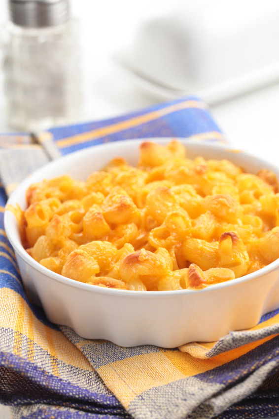 how to make mac and cheese from scratch without flour