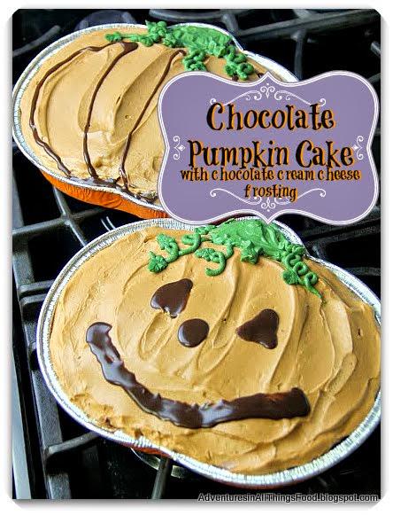 Andreas Pumpkin Cakes