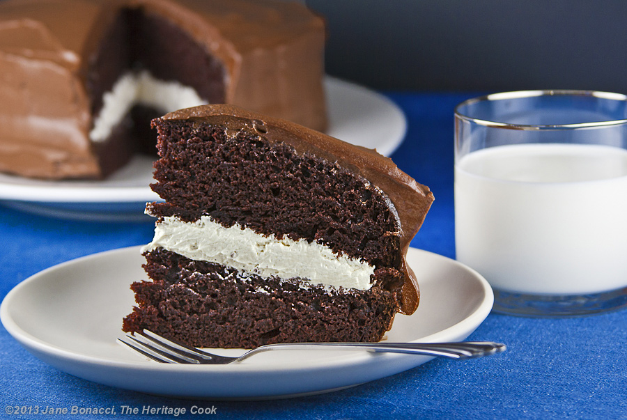 Little Debbie Cake - Top Chocolate Monday Recipes of 2014 on The Heritage Cook