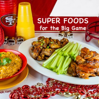 4 Super Foods for the Big Game (Gluten-Free)