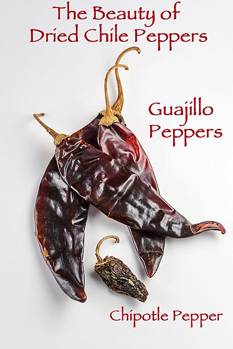 Guajillo and Chipotle dried chiles